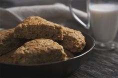 Carrot Cake Scones by Pickles