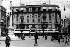 Mappin Praça do Patriarca na década de 20