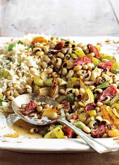 Learn how to use black eyed peas in almost any meal.