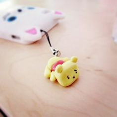 Make your own charms with polymer clay! I hung mine on my dustplug phone strap ^^ u can find loads of tutorials on yt!