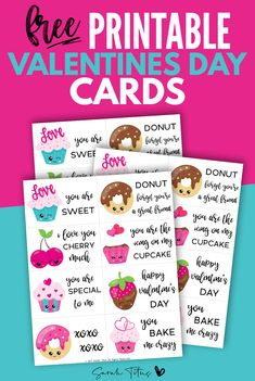 Free Printable Valentine Cards for Kids : Free printable Valentines Day Cards. These DIY Valentines Day cards will make your kids School Valentines Day party so much fun! Grab these Valentines Day Printable Cards Here! Kinder Valentines, Printable Valentines Day Cards, Valentines Day Gifts For Friends, Valentines Day Party, Valentines Day Pictures, Printable Cards, Valentine Cards For School, Valentines Hearts, Valentinstag Party