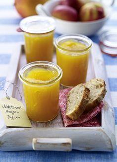 Unser beliebtes Rezept für Nektarine-Mango-Ingwer-Konfitüre und mehr als 55.000 weitere kostenlose Rezepte auf LECKER.de.