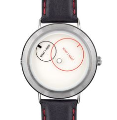 If It's Hip, It's Here: Limited Edition 'Wants vs. Needs' Venn Diagram Watches from Mr. Jones.
