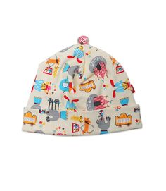 The cutest circus hat, hoping this will top my spring baby!