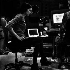 Von Seefeld'S Shamala recording at Sound Studio