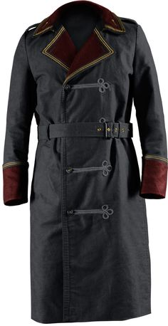 Warhammer Imperial Commissar Coat
