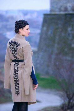 Нам до вподоби такі пальто!  українськавишивка Vía Maisternya Vyshytyh  Tradyzii 3a0006d2e1080