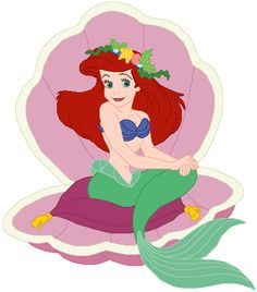 animated gif disney princesses | Princess Ariel (The Little Mermaid) Animated Gifs