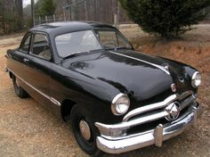 1950 Ford - ours was green