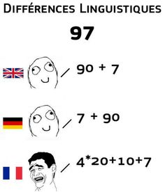 French Do It Better - only french language students get this... This makes me so freaking angry. Only French students will understand my rage.