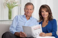"""HELMUT HUBER, husband of TV Star SUSAN LUCCI. """"Get serious about Stroke by sharing personal experience of living with Atrial Fibrillation."""" Awareness campaign."""