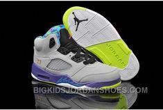 half off 7e4b3 442ec Find Discount Nike Air Jordan 5 Kids Cool Grey Club Pink Court Purple Shoes  online or in Footlocker. Shop Top Brands and the latest styles Discount  Nike Air ...