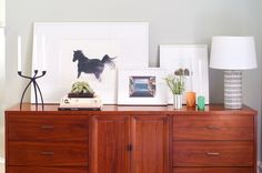 Keep things quiet, simple, and clean with gentle lines and a few basic pieces…