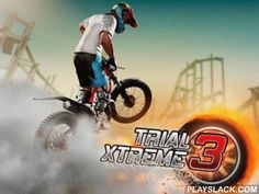 Trial Xtreme 3  Android Game - playslack.com , Trial Xtreme 3 - is a continuance of an intriguing motor-simulator from Deemedya workplace. In this part not only graphics was seriously upgraded , but the game became free. Now steering  on motorcycles on varicoloured 3D-environment is accomplishable without having paid and also it s accomplishable to challenge with buddies and leaders of tables in brand-new system method. The full version game with opened  representations and cash requires…