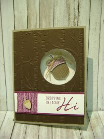 Stampin' Studio: Oh Nuts!