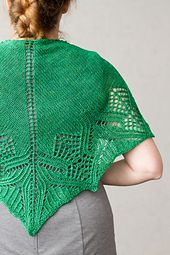 Fields of Malachite, from the book Ancient Egypt in Lace and Color by Anna Dalvi.  www.cooperativepress.com