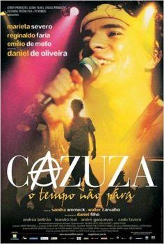 Cazuza - O Tempo Não Pára : Poster