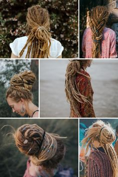 Stretchy Dread Ties and Spiralocks. You can create some amazing dreadlock hairstyles with a few handy accessories. View the entire range at Mountain Dreads - bringing you trusted dreadlock products and accessories since 2005. #mountaindreads #dreadcare #dreadlockaccessories #dreadties #dreadlockhairstyles #spiralocks #dreadbun Dreadlock Products, Dread Bun, Dreadlock Accessories, Dreadlock Hairstyles, Hair Inspo, Head Wraps, Headbands, Ties, Mountain