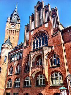 City Hall, Berlin - Köpenick