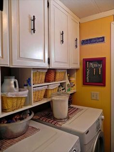 Makeover of a mobile home- photo heavy post!