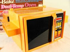 1980's Easy Bake Oven I used to love this