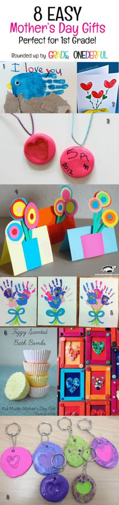 Mother's Day in Grade 1 - Grade ONEderful