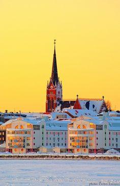 Lulea,Sweden.