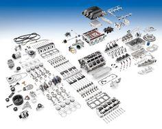 2012 ZL1 LSA Engine!