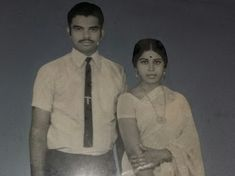 balakrishnan with his wife mrs. Indian English, Indian Literature, Indian Poets, English Poets, Newly Married, Kerala, 21st Century, Books To Read, Poems