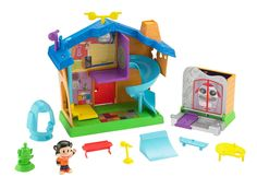 Wow! Check out this great Fisher-Price Julius Jr. Rock 'n Playhouse Box for only $18 (Reg. $44.99)! What a great Christmas gift idea!   #ExtremeCouponing #Coupons #Couponing  Visit us at http://www.thecouponingcouple.com for more great posts!