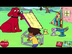 Clifford the Big Red Dog full episodes  Clifford Goes to Kindergarten