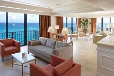 Dream vacation... Imperial Designer Suite by Badgley Mischka at The Breakers Palm Beach...