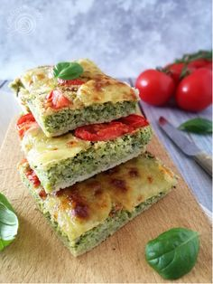 Veggie Recipes, Vegetarian Recipes, Cooking Recipes, Healthy Recipes, Sin Gluten, Good Food, Yummy Food, Mozzarella, Food Porn