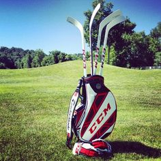 My kind of golf!  #ccm #rbzstage2 #TotalHockey #golf #TaylorMade  http://www.totalhockey.com/product/RBZ_Stage_2_Grip_Stick/itm/13432-41/?mtx_id=0