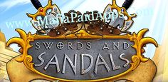 """Swords and Sandals v2.5.1 APK   """"What guy hasn't dreamed of donning purple skin and a red beard and entering the arena as a gladiator?"""" -- Jayisgames.com on Swords and Sandals  Arise Gladiator.  Released from your chains in a dark cell and thrust into the arena you must fight for your life fame and fortune. If it is your destiny you will survive the brutal Colosseum and gain riches and glory beyond all your dreams. But you must fight like your life depends on it -- because it does Gladiator…"""
