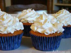 Fruit Punch Soda Cupcakes Recipe