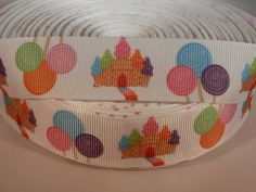 Check out this item in my Etsy shop https://www.etsy.com/listing/152200262/1-sweet-as-sugar-ribbon-3-yards