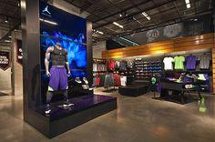 Jordan CP3.VII Retail Strategy by Brian Madden, via Behance