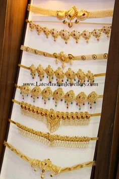 fancy-light-weight-gold-vaddanam-designs.jpg 1,050×1,577 pixels