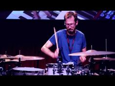 Benny Greb's MOVING PARTS (live) - YouTube