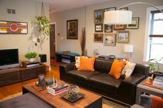 Charles' Cozy, Family-Inspired Chicago Condo
