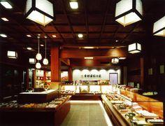 金蝶園総本家 本店. Designer: Takeshi Ichikawa