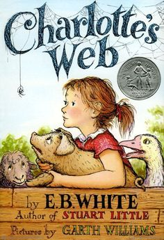 Browse Inside Charlottes Web by E. B. White, Kate DiCamillo, Illustrated by Garth Williams