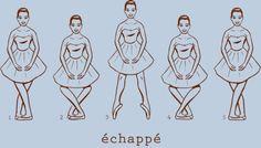 echapper (fre.)- to escape