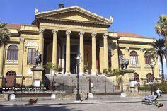 #Palermo, a Palermo mentre vai a lavoro . . . .. www.hyeracijproject.it #ilgustodiviverelastoria, #festivalborghi, #borghiitalia, #expo2015milano, © #2014HyeracijProject