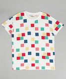 Levis Made & Crafted LMC Squares Tee — The Great Divide