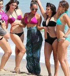 Milian's bathing suit line