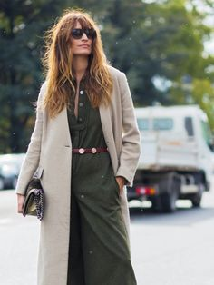 How to Create a 5-Piece French Wardrobe and Change Your Life via @WhoWhatWearUK