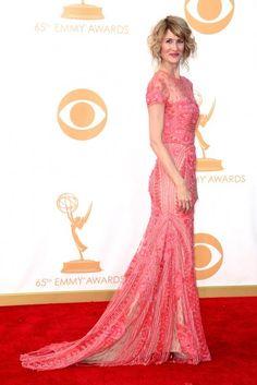 Laura Dern in Naeem Khan. Gorgeous.