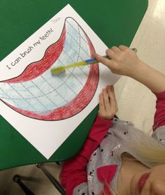 dental health lesson plan this has tons of cute activities that would be so fun to use to teach about dental health